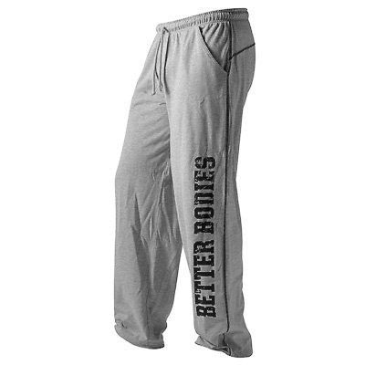 BB Gym Pant - Grey Melange