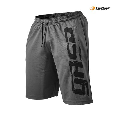 GASP Pro Mesh Shorts - Grey