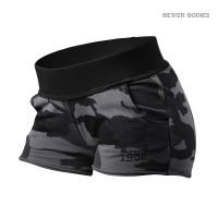 BB Rough Sweatshorts - Dark Camo