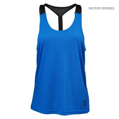 BB Loose Fit Tank - Strong Blue, (Vain L-koko)