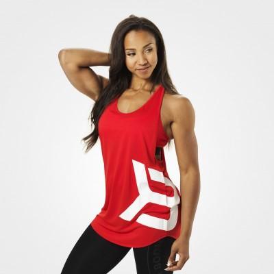 BB Chelsea T-Back - Scarlet Red, (Vain L-koko)