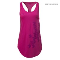 BB Madison T-Back - Hot Pink, (Vain L-koko)
