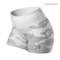 BB Chelsea - Hotpants - White Camo, (Vain M-koko)
