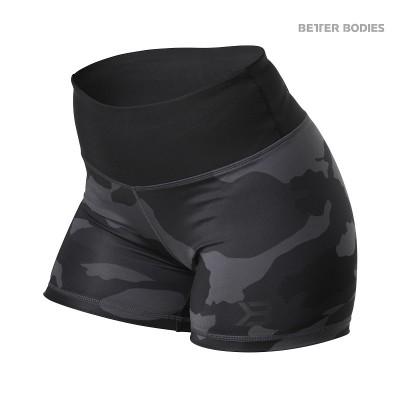 BB Chelsea - Hotpants - Dark Camo, (Vain L-koko)