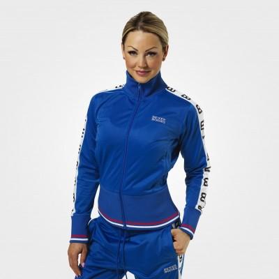 BB Trinity Track Jacket - Strong Blue