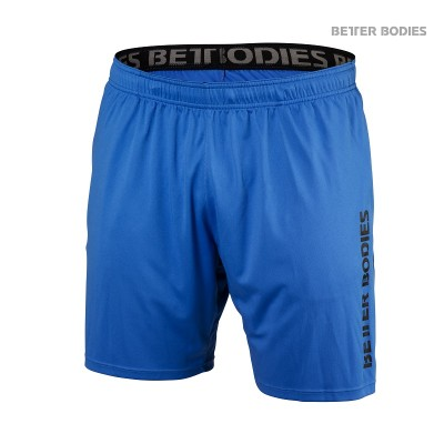 BB Loose Function Shorts - Bright Blue, (Vain S-koko)