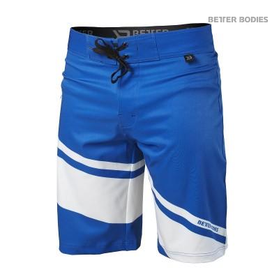 BB Pro Board Shorts - Bright Blue, (Vain S-koko)