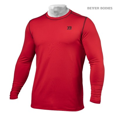 BB Performance Ls - Bright Red, (Vain M-koko)