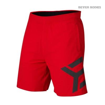 BB Hamilton Shorts - Bright Red