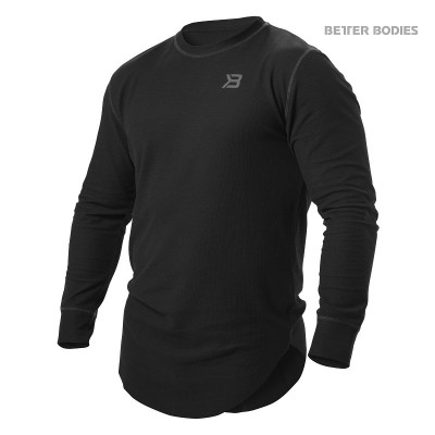 BB Harlem Thermal LS - Black