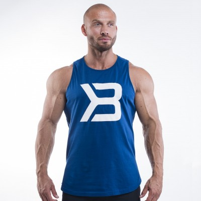 BB Brooklyn Tank - Navy