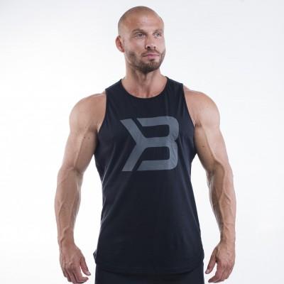 BB Brooklyn Tank - Black, (Vain S- ja XXL-koko)