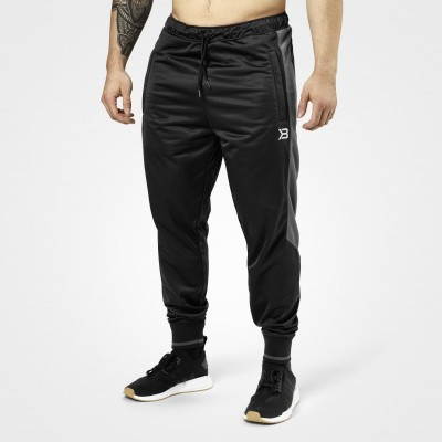 BB Brooklyn Track Pants - Black, (Vain S- ja XXL-koko)