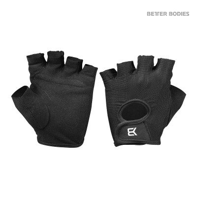 BB Womens Train Gloves - Black