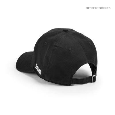 BB Baseball Cap - Black