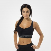 BB Athlete Short top - Black