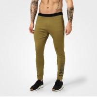 BB Brooklyn Gym Pants - Military Green, (Vain L-koko)