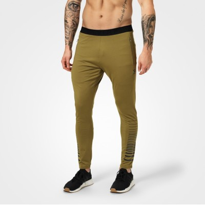 BB Brooklyn Gym Pants - Military Green, (M-koko loppu)