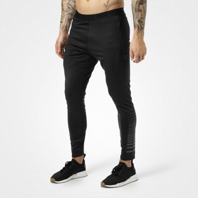 BB Brooklyn Gym Pants - Black, (Vain S- ja XXL-koko)