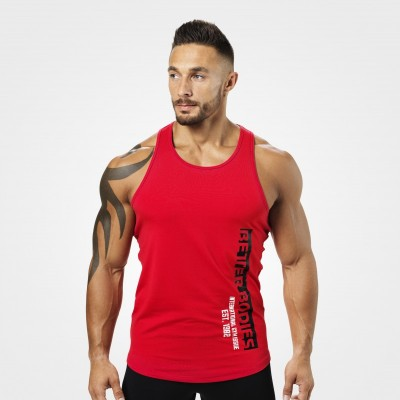 BB Performance T-Back - Bright Red