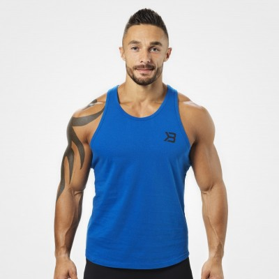 BB Essential T-Back - Strong Blue