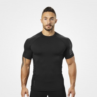 BB Performance Power Tee - Black, (Vain S-, M- ja XXL-koko)