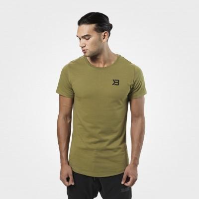 BB Hudson Tee - Military Green, (Vain L- ja XXL-koko)