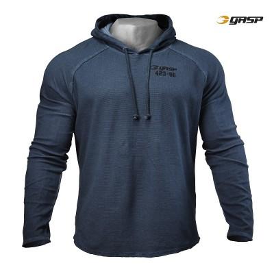 GASP Heritage Hood - Petrol Blue, (Vain M- ja L-koko)
