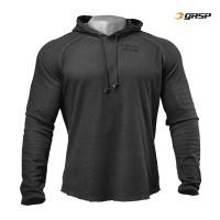 GASP Heritage Hood - Wash Black, (Vain XL-, XXL- ja 3XL-koko)