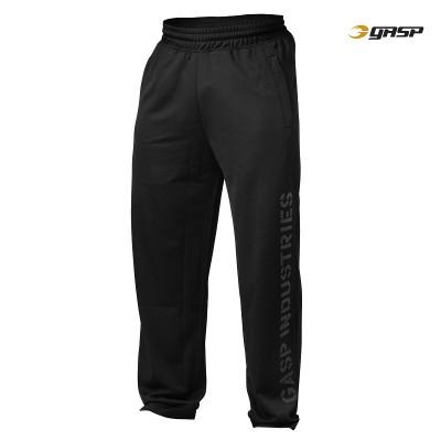 GASP Essential Mesh pants - Black, (Vain S-koko)