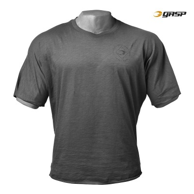 GASP The Sequal Tee - Grey, (Vain L-, XL- ja XXL-koko)