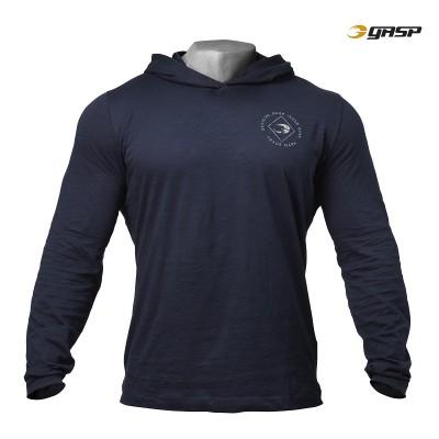 GASP Legacy Light Hood - Dark Navy, (Vain L-, XL- ja XXL-koko)
