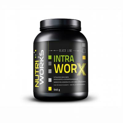 Nutri Works Intra worX - Sitrus, 540g