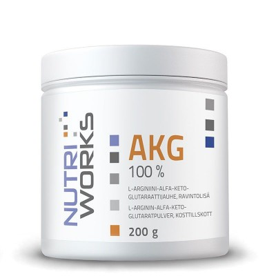 Nutri Works AKG 100%, 200g