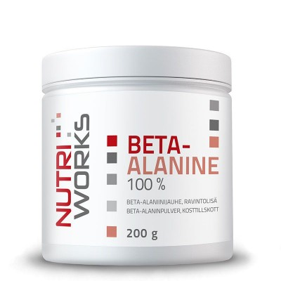 Nutri Works Beta-alanine 100%, 200g