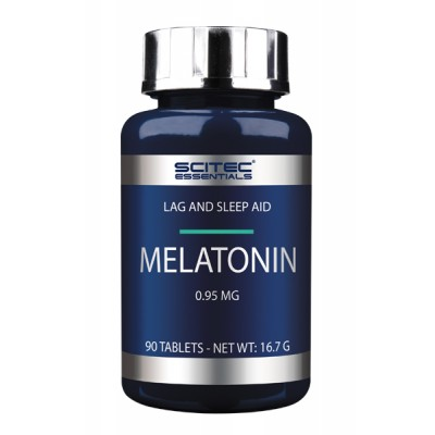 SCITEC Melatonin 0,95mg, 90 tabl