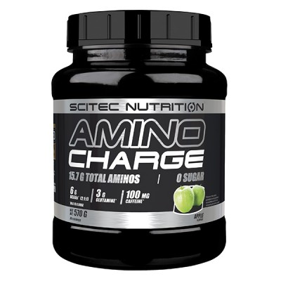 SCITEC Amino Charge, Bubble Gum, 570g