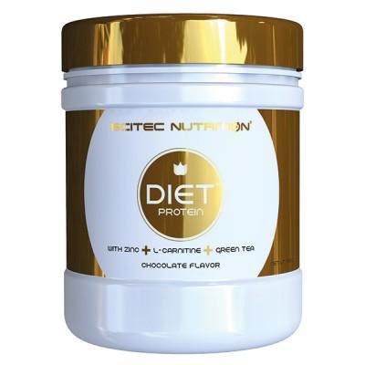 SCITEC Diet Protein, Suklaa, 390g