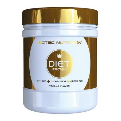SCITEC Diet Protein, Vanilla, 390g