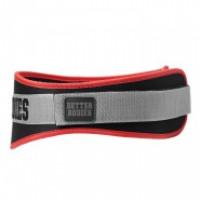 BB Basic Gym Belt - Black/Red