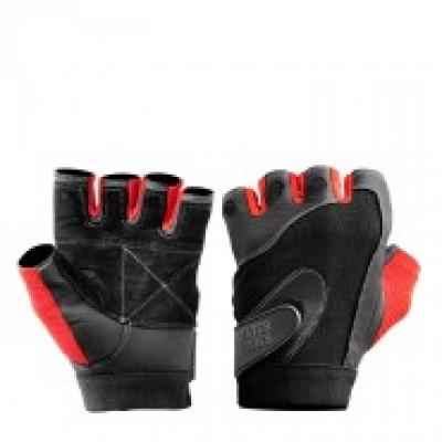 BB Pro Lifting Gloves - Black/Red