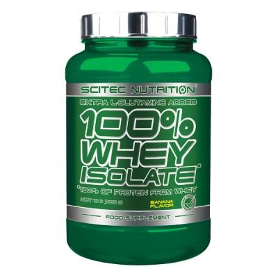 SCITEC 100% Whey Isolate, Suklaa, 700g