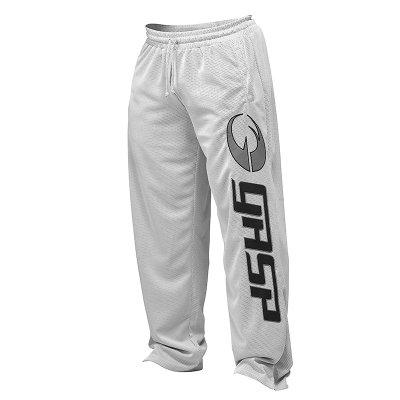GASP Ultimate Mesh Pant - White, (Vain M-koko)
